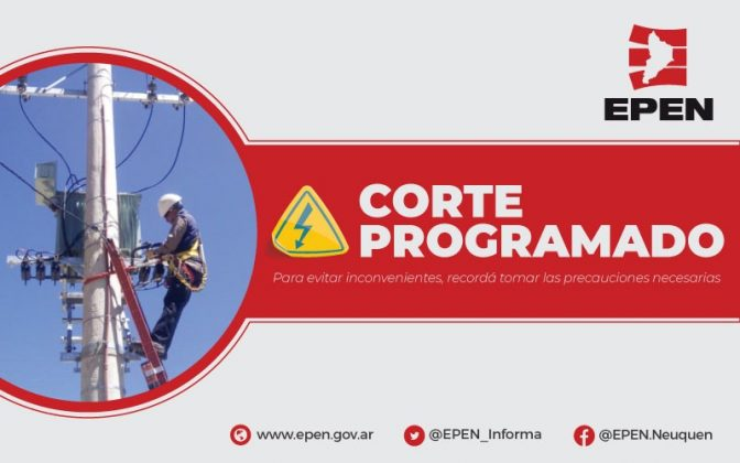 CORTE PROGRAMADO DE ENERGIA ELECTRICA